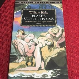 Blake's Selected Poems by William Blake. Paperback